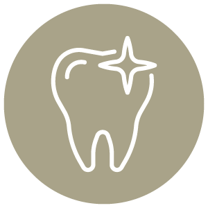 Shiny Tooth Icon- Huber Heights, OH